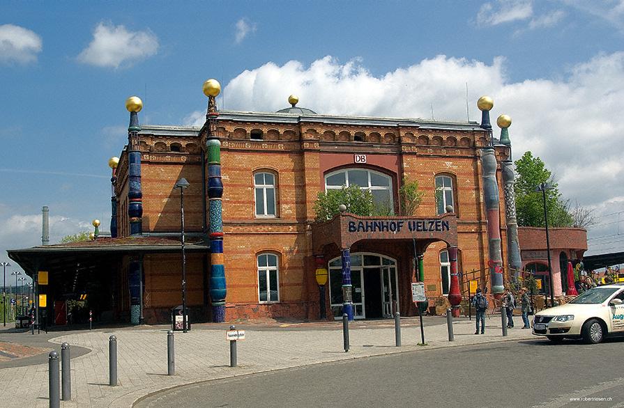 Bahnhof Ülzen