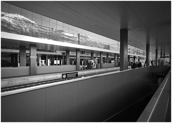 Bahnhof Visp