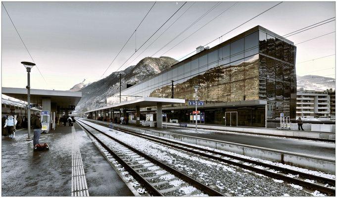 Bahnhof Visp II