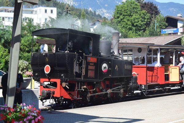 Bahnhof von Jenbach