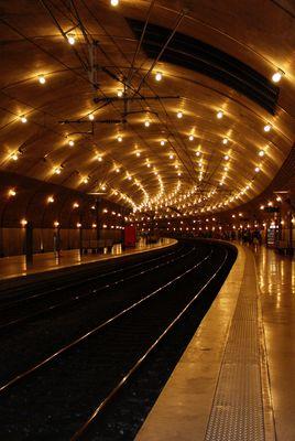 Bahnhof von Monaco