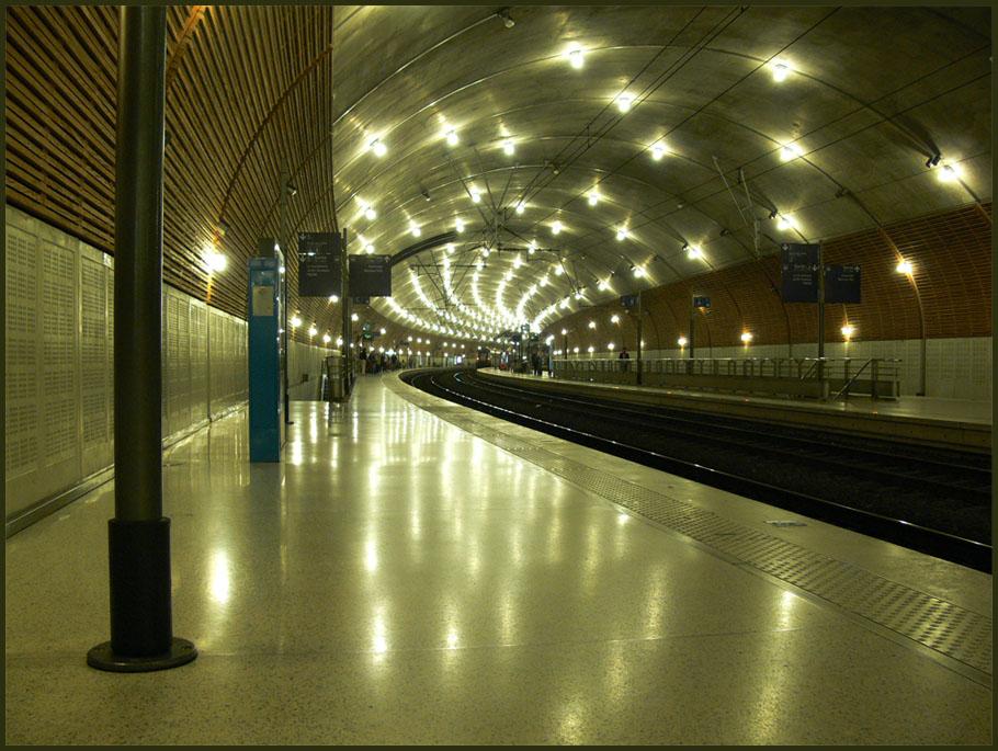 Bahnhof von Monte Carlo