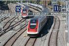Bahnhof von Secheron Kanton Genf