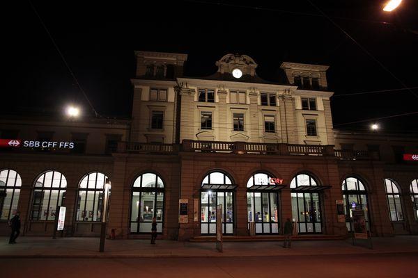 Bahnhof Winterthur CH
