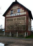 Bahnhof Wolfau ( Schles )