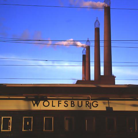 Bahnhof Wolfsburg