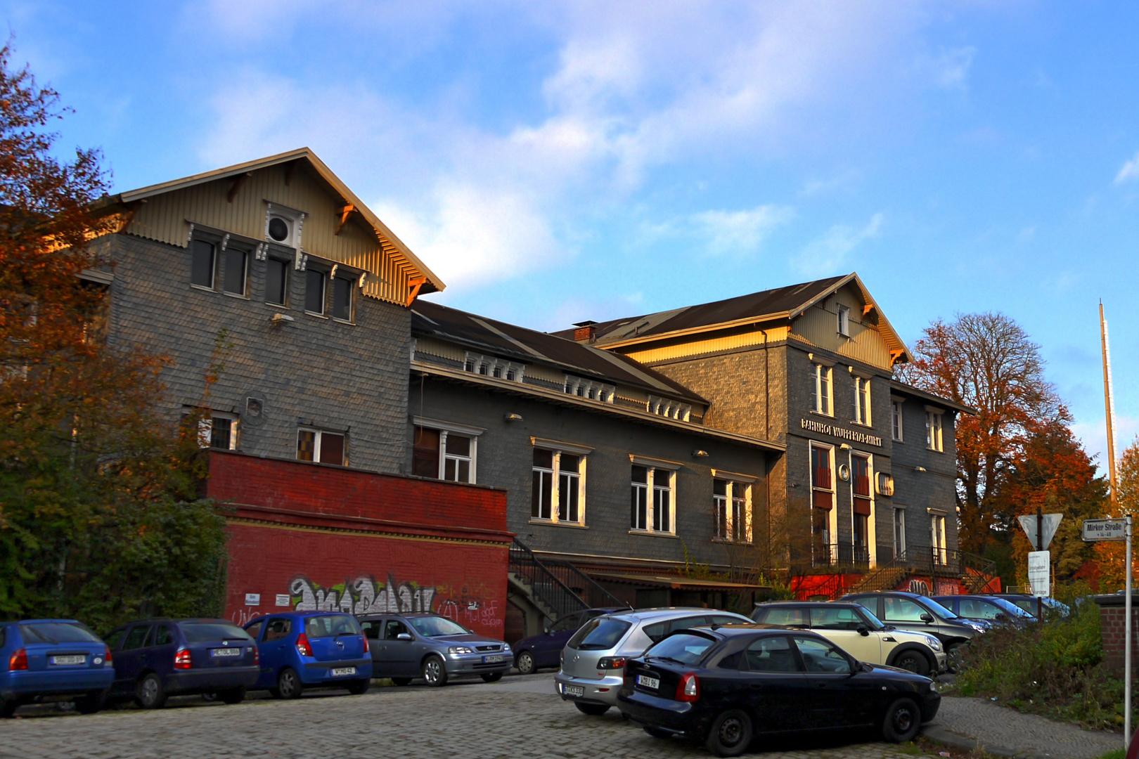 Bahnhof Wupertal-Mirke