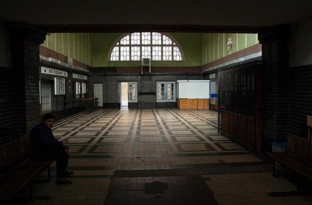 Bahnhof Zagan