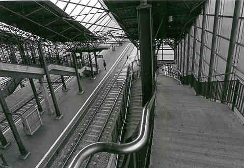 Bahnhof Zürich Hardbrücke