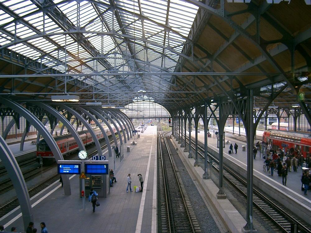 Bahnhofansichten
