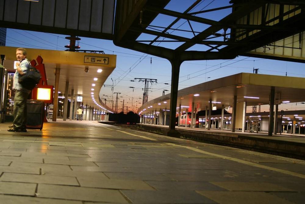 Bahnhof(fen)