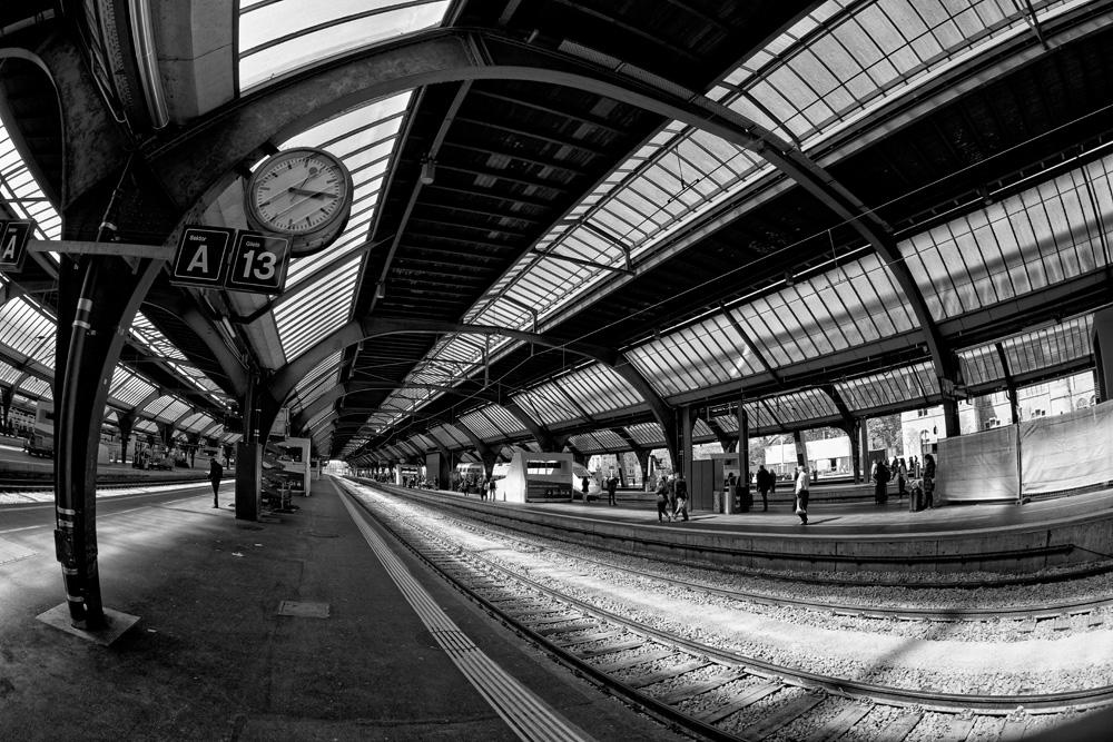 Bahnhofhalle