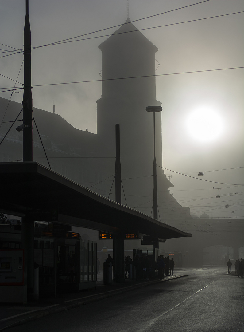 Bahnhofplatz St.Gallen