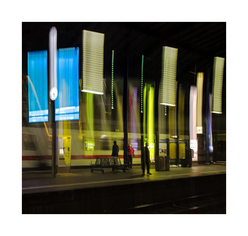 Bahnhofs-Impression