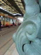 Bahnhofsdetail