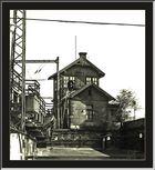 Bahnhofshäuschen - Prag