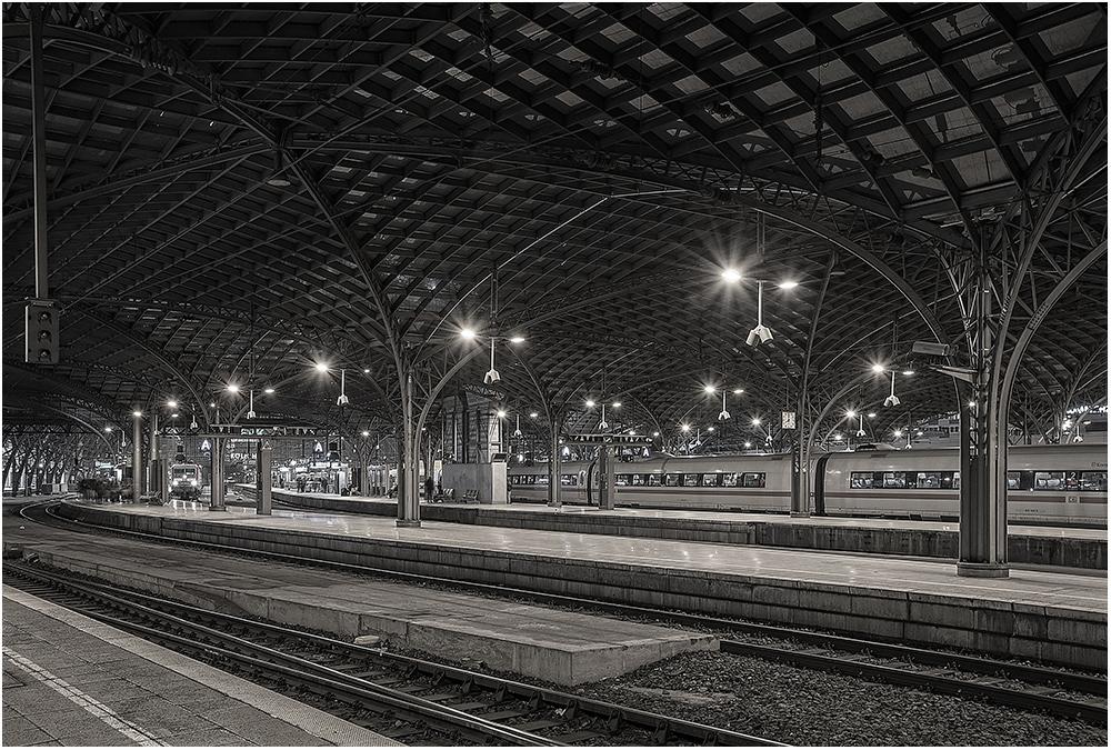 Bahnhofshalle Hbf Köln