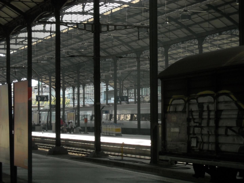 Bahnhofshalle Luzern CH