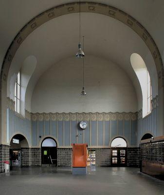 Bahnhofshalle W - Vohwinkel