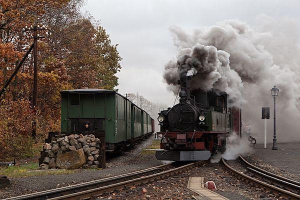 Bahnhofsimpressionen (2)