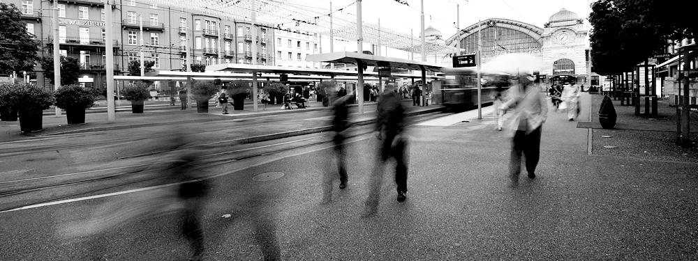 Bahnhofsplatz Basel