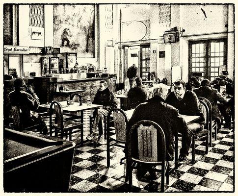 Bahnhofsrestaurant - Restaurant de la gare