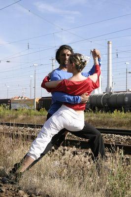 -- Bahnhofstango, die Zweite --