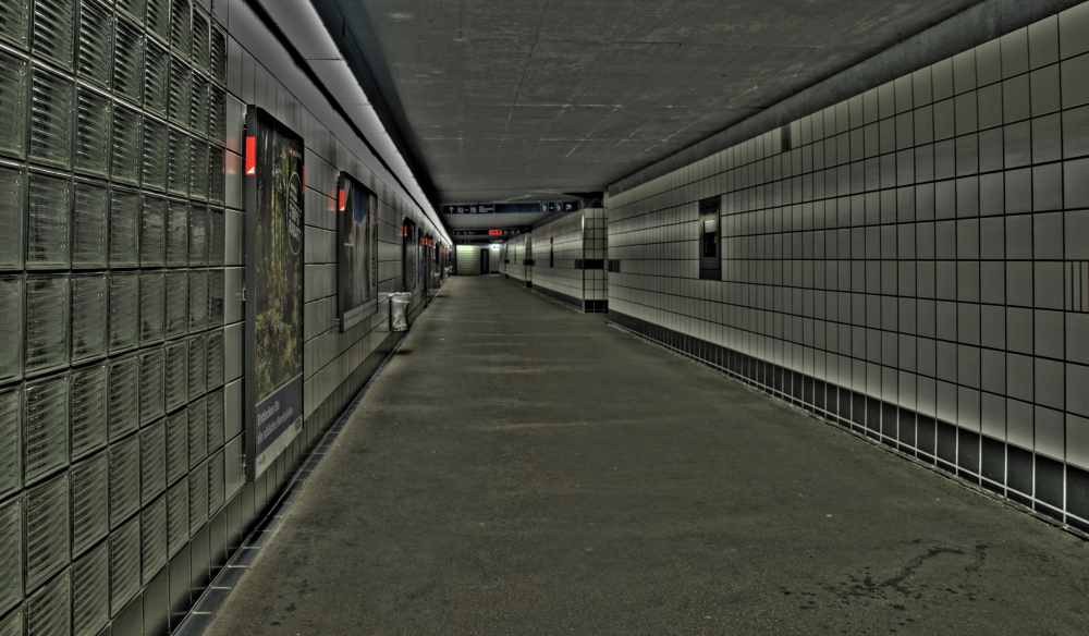 Bahnhofunterführung