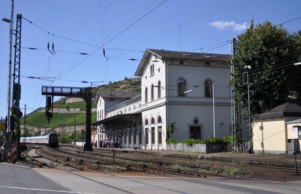 Bahnof Rüdesheim