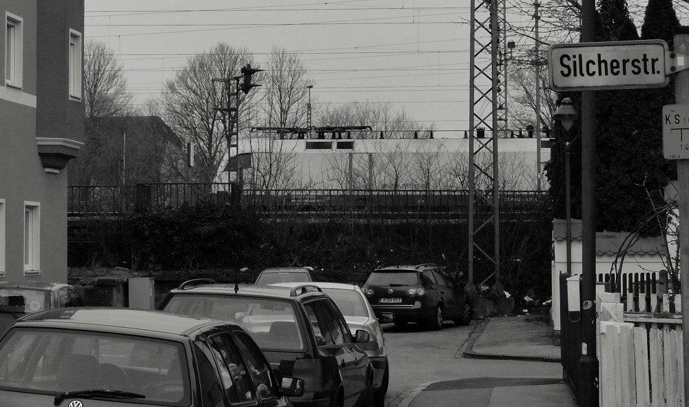 Bahnraum Augsburg - Einfach etwas wagen