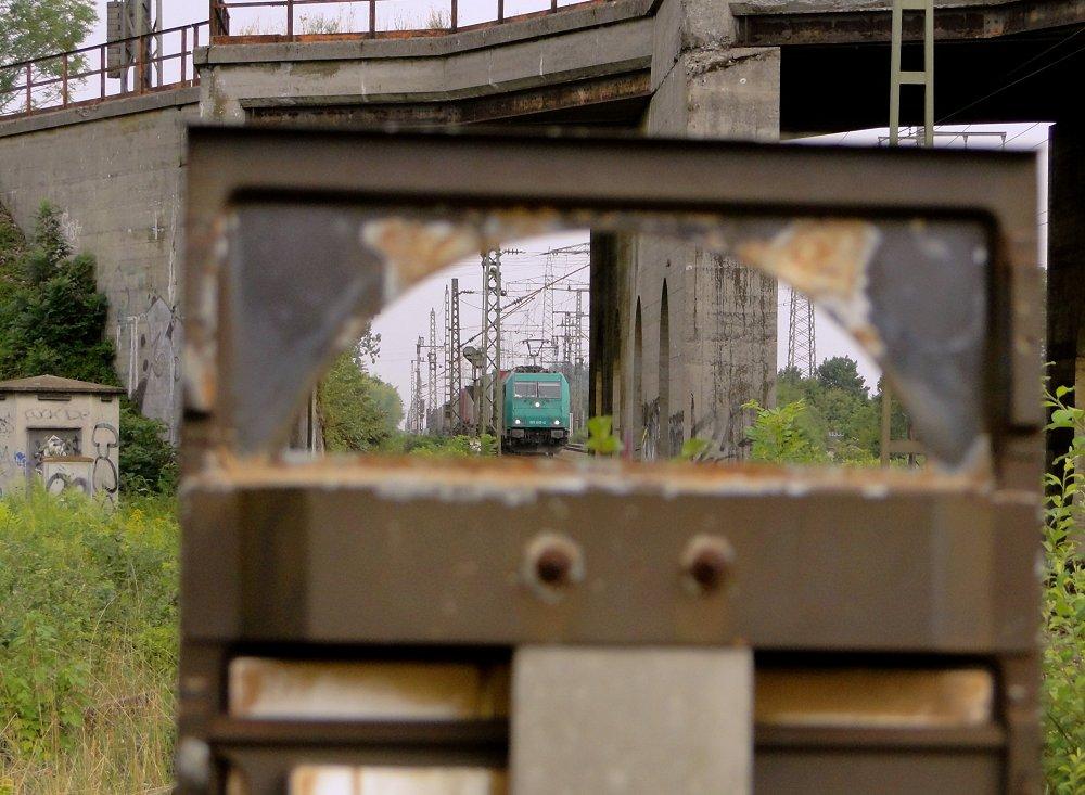 Bahnraum Augsburg - Fokussiert ...