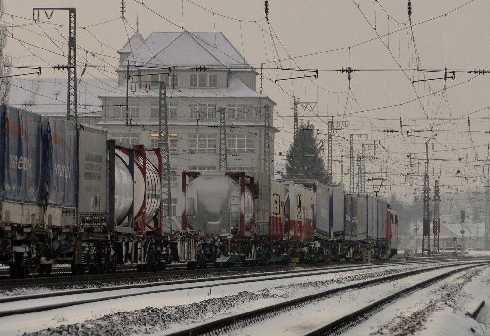 Bahnraum Augsburg IX - Etablierung