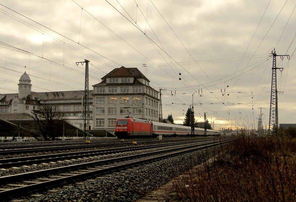 Bahnraum Augsburg VII - Expedition