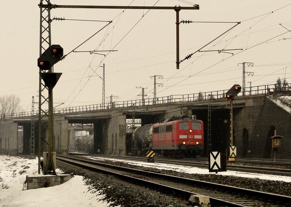 Bahnraum Augsburg XI - Überwerfung