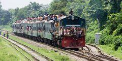 Bahnreise zum Fest - Eid ul Fiter