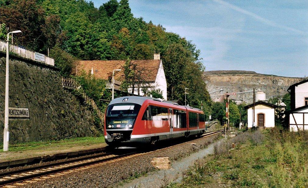 Bahnromantik Elstertal