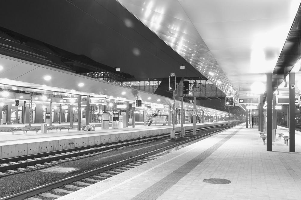 Bahnsteig 4b