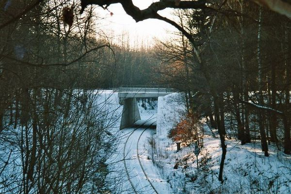 Bahnstrecke Freiberg-Nossen