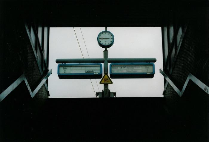 Bahntreppe