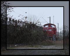 Bahnverkehr....