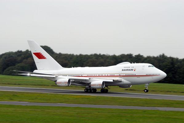 Bahrain Royal Flight