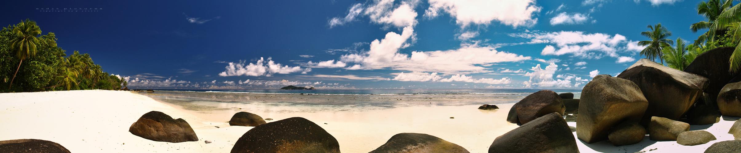 Baie Cipailles - Silhouette Island - Seychelles 2010