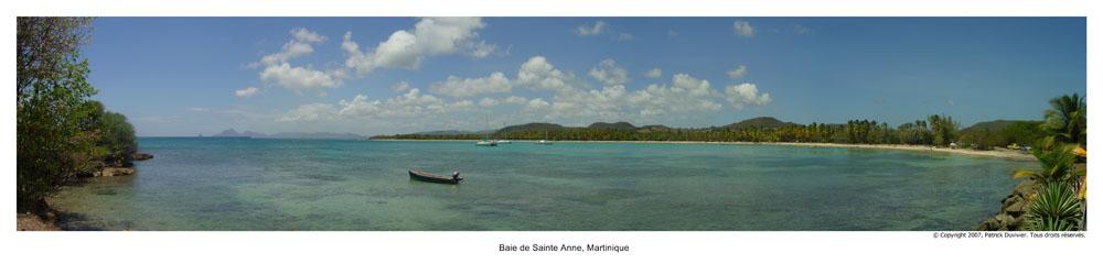 Baie de Ste ANNE, Martinique