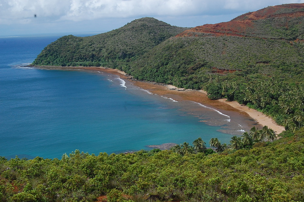 Baie de Tamanou