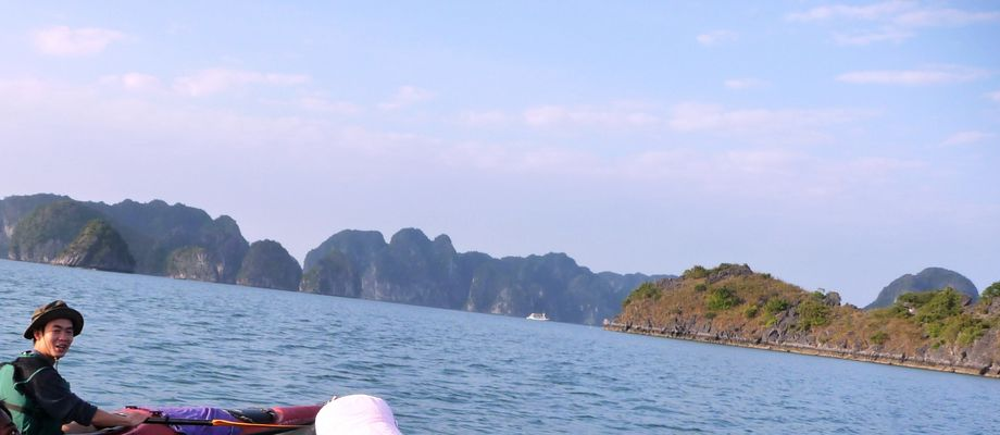 Baie d'Ha Long
