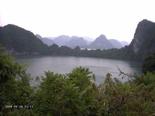 Baie d'Halong !