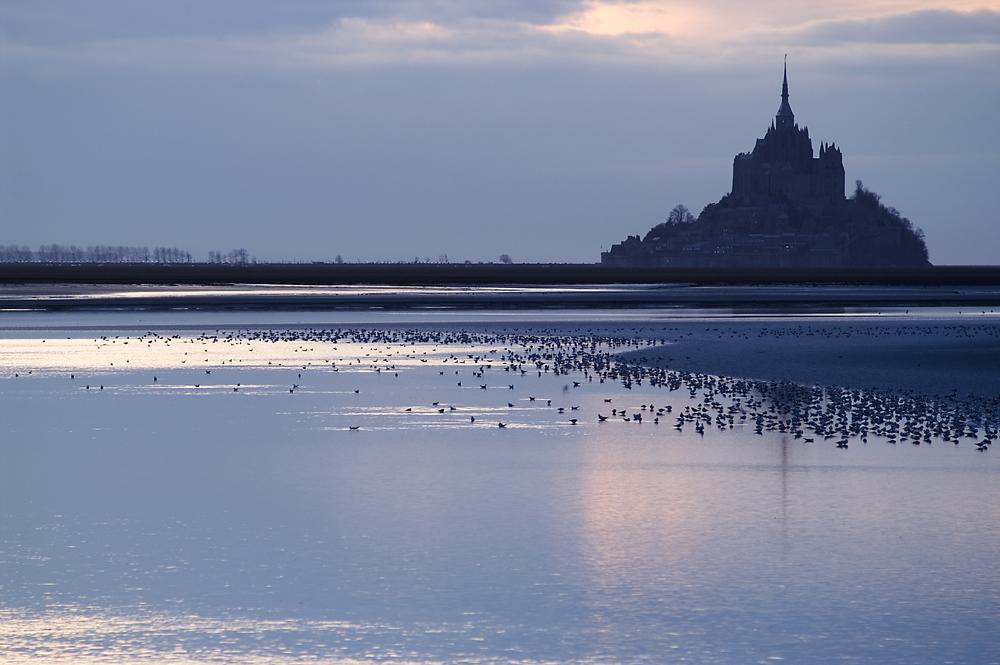 Baie du Mont St. Michel