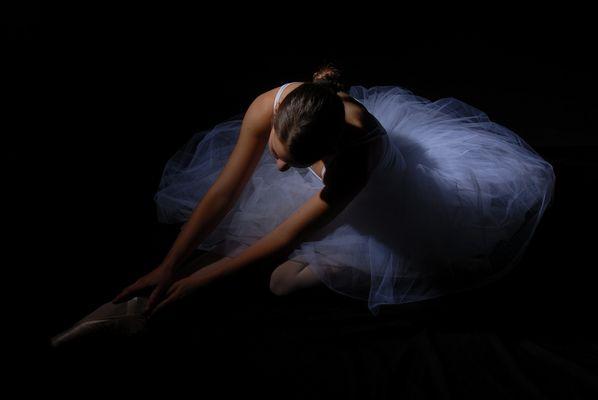 bailarina dos aumentada