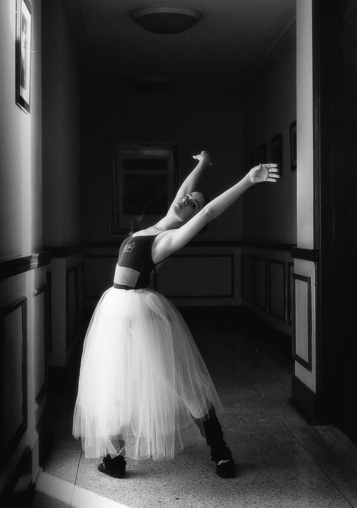 Bailarina girl