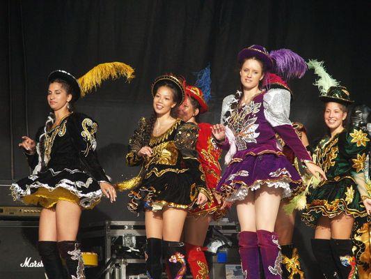 Baile Boliviano